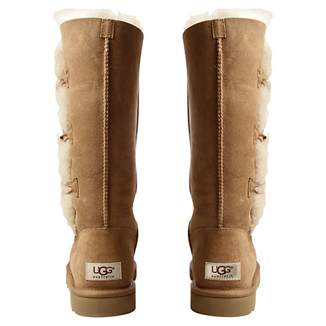 Buy UGG B-Button Calf Boots Online at johnlewis.com