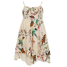 Buy Derhy Kids Jungle Dress, Cream Online at johnlewis.com