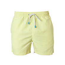 Buy Oiler & Boiler Tuckernuck Plain Swim Shorts Online at johnlewis.com