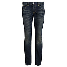 Buy Armani Jeans Dark Wash Jeans, Vintage Blue Online at johnlewis.com