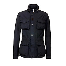 Buy Armani Jeans Cotton Field Jacket Online at johnlewis.com