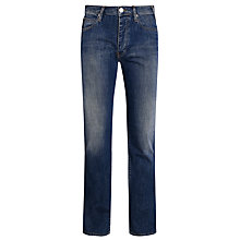 Buy Armani Jeans Mid Wash Jeans, Blue Online at johnlewis.com