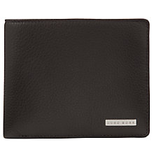 Buy Hugo Boss Bengi Leather Wallet Online at johnlewis.com