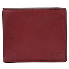 Buy Hugo Boss Rumtir Leather Wallet Online at johnlewis.com
