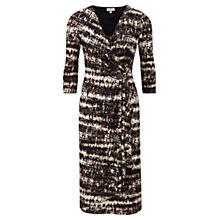 Buy CC Chalk Print Jersey Dress, Multi Online at johnlewis.com