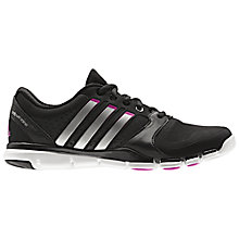 Buy Adidas Women's Adipure 360 Cross Trainers, Black/Purple Online at johnlewis.com
