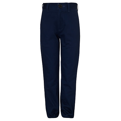 Buy John Lewis Heirloom Collection Chino Sateen Trousers Online at johnlewis.com