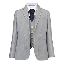 Buy John Lewis Heirloom Collection Ticking Striped Jacket Online at johnlewis.com