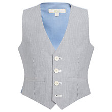 Buy John Lewis Heirloom Collection Ticking Striped Waistcoat Online at johnlewis.com