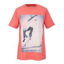 Buy Worn & Torn Skater Boy T-Shirt Online at johnlewis.com