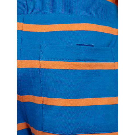 Buy John Lewis Boy Striped Jersey Shorts Online at johnlewis.com