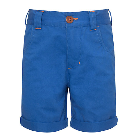 Buy John Lewis Boy Roll-Up Chino Shorts Online at johnlewis.com
