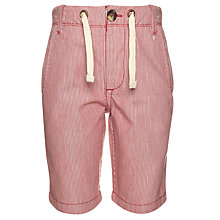 Buy Kin by John Lewis Boys' Striped Shorts Online at johnlewis.com