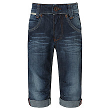 Buy Levi's Isaac Bermuda Denim Shorts, Blue Online at johnlewis.com