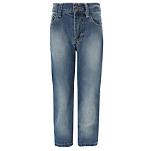 Buy Levi's 511 Boys' Slim Bryan Light Denim Jeans, Blue Online at johnlewis.com