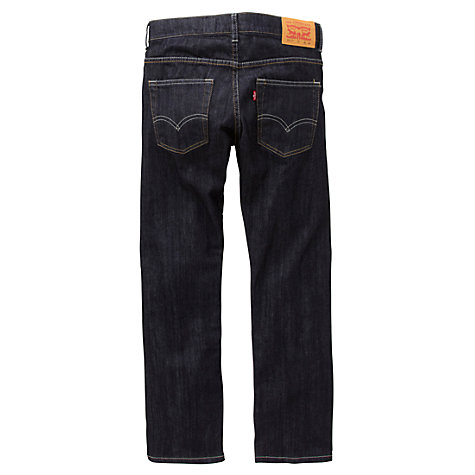 Buy Levi's 511 Boys' Slim Bryan Dark Denim Jeans, Blue Online at johnlewis.com