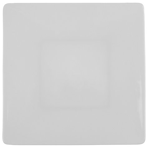 Buy Queensberry Hunt for John Lewis Cuisine Square Plates Online at johnlewis.com