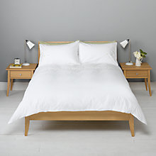 Buy John Lewis Daisy Duvet Cover and Pillowcase Set Online at johnlewis.com