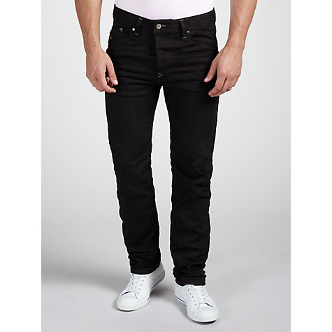 Buy Diesel Darron Tapered Leg Jeans Online at johnlewis.com
