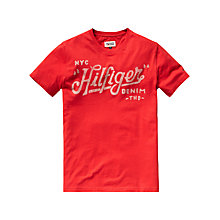 Buy Hilfiger Denim Federer T-Shirt Online at johnlewis.com