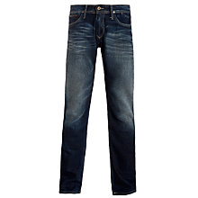 Buy Hilfiger Denim Scanton Stretch Slim Jeans, LA Dark Online at johnlewis.com