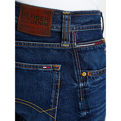Buy Hilfiger Denim Wilson Jeans, LA Mid Rigid Online at johnlewis.com