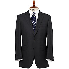Buy Chester by Chester Barrie Hopsack Suit Jacket, Dark Grey Online at johnlewis.com