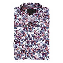 Buy Duchamp Trailing Blooms Print Long Sleeve Shirt Online at johnlewis.com