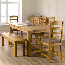 John Lewis Pendleton Living & Dining Room Furniture Range