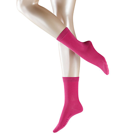 Buy Falke Plain Ankle Socks, Sand Online at johnlewis.com