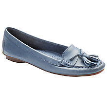 Buy John Lewis Lisbon Tassel Trim Moccasin Loafers Online at johnlewis.com