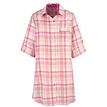 Buy Cyberjammies Vintage Nightshirt, Orange/Pink Online at johnlewis.com
