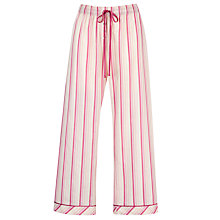 Buy Cyberjammies Vintage Pyjama Bottoms, Orange/Pink Online at johnlewis.com