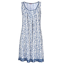 Buy Cyberjammies China Blue Chemise, Blue/White Online at johnlewis.com