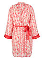Cyberjammies Strawberry Fields Wrap, Pink/White
