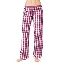 Buy Calvin Klein Luminary Stripe Pyjama Bottoms, Multi Online at johnlewis.com