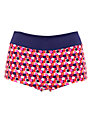 Buy John Lewis Hexagon Bikini Shorts, Multi, 10 Online at johnlewis.com