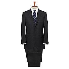 Buy Chester Barrie Hopsack Suit, Grey Online at johnlewis.com