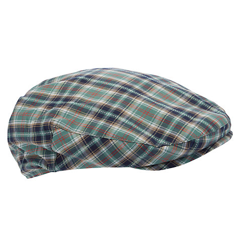Buy John Lewis Multi Check Flat Cap, Multi Online at johnlewis.com