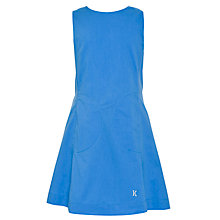 Buy Kin by John Lewis Open Back Dress, Blue Online at johnlewis.com