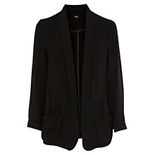 Buy Oasis Drape Pocket Soft Jacket Online at johnlewis.com