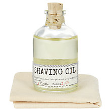 Buy Izola Botanist Shaving Oil Online at johnlewis.com
