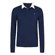 Buy Gant Heavy Rugby Shirt Online at johnlewis.com