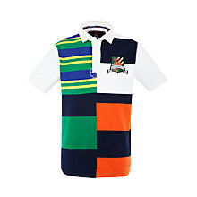 Buy Canterbury Mayhew Uglies Polo Shirt, Sports Green Online at johnlewis.com