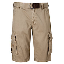 Buy Gant Cargo Shorts with Canvas Belt Online at johnlewis.com
