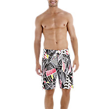 "Buy Speedo Wavetide 20"" Watershort Swim Shorts Online at johnlewis.com"