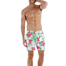 "Buy Speedo Reefspa Printed 16"" Watershort Swim Shorts Online at johnlewis.com"