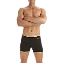 Buy Speedo Powerdive Panel Aquashort Swim Shorts Online at johnlewis.com