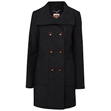 Buy White Stuff Caravan Coat, Graphite Online at johnlewis.com
