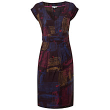 Buy White Stuff Woo Hoo Dress, Purple Online at johnlewis.com